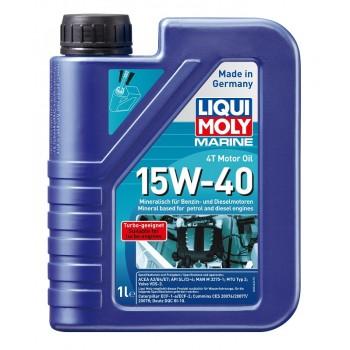 MARINE 4T MOTOR OIL 15W-40 1L