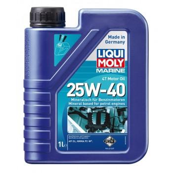 MARINE 4T MOTOR OIL 25W-40 1L
